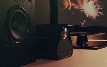 创新SB X7功放 E-MU XM7音箱视频评测