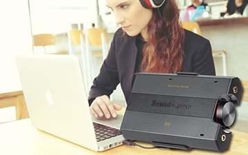 顶级音质享受,创新Sound Blaster E5