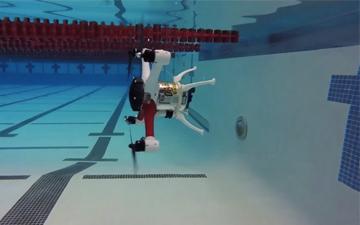 全能水下无人机来了