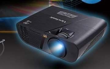 还原真实色彩 优派PJD5255投影仪