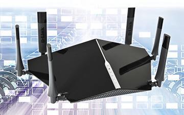 生活小管家 D-Link DIR-890L双核三频千兆无线云路由评测