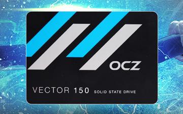 OCZ高端SSD Vector 150固态硬盘测评