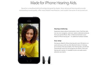 苹果:希望FCC承认iPhone的助听器模式
