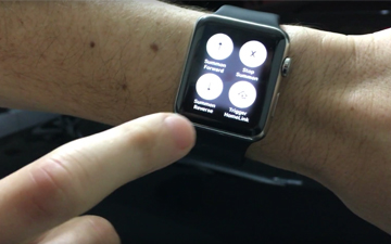 用Apple Watch控制特斯拉 酷