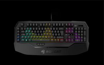 冰豹推出全彩RGB机械式键盘机械豹Ryos MK FX