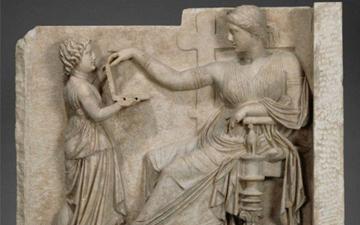原来古希腊人就已经有笔记本电脑了