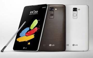 LG Stylus 2或成为Galaxy Note 5的替代品