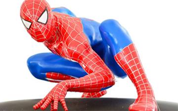 蜘蛛侠输给了壁虎