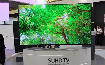 三星:我家的量子点电视 颜色准确度最高