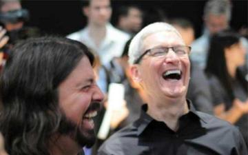 库克:不怕被FBI逮捕 因为果粉永远和苹果在一起