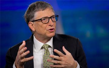 比尔盖茨:再不加大资金投入 美国科技将被中国超越 美国政府正在等死