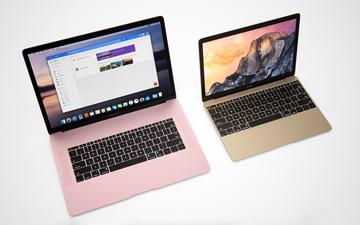 全新Macbook Pro外观曝光 好看到哭
