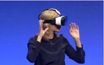 多家公司研发移动VR头部定位追踪,戴着Gear VR自由走动越来越近