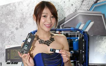 全新SSD产品发布 COMPUTEX2016 OCZ饥饿鲨再领潮流