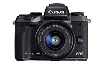 照片自动云备份 佳能无反旗舰EOS M5要来了