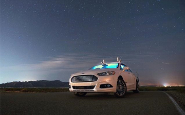 NVIDIA逐渐成为无人驾驶汽车革命先行者