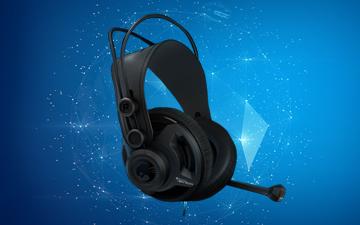 用耳机听走位 冰豹RENGA立体声游戏耳机评测