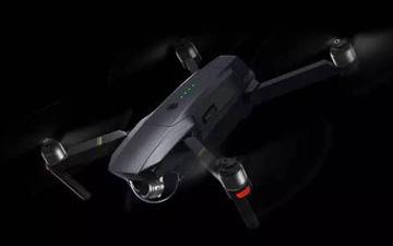 接地气的无人机 大疆Mavic昭示了小型化的趋势