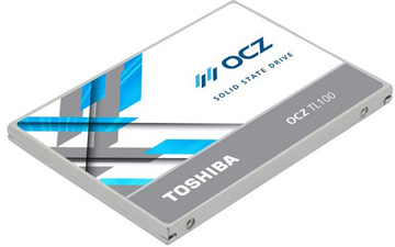 源自东芝原厂技术 OCZ TL100固态硬盘主攻入门级市场