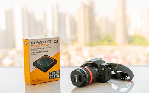 户外摄影存储好助手 西部数据My Passport Wireless SSD测评