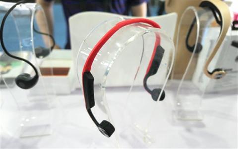 CES Asia 2018 | 硕正黑科技亮相CES Asia  骨传导蓝牙耳机新品震撼全场