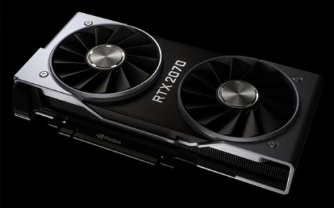 NVIDIA官方确认RTX 2070发售时间及价格:10月17日,499美元起