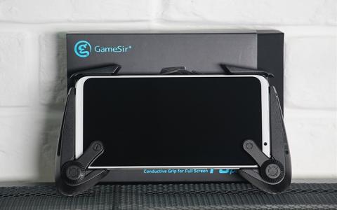 小鸡刚枪王 电容真连击 GameSir F3 Plus手机游戏手柄评测