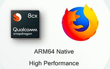 Mozilla与高通合作 火狐浏览器有望登录ARM架构的Windows平台