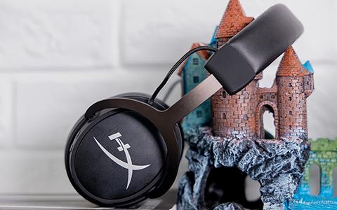 优质有线方便无线 HyperX Cloud Mix天际蓝牙游戏耳机评测