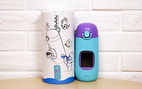 小朋友的贴身饮水精灵 Gululu Go 2019版儿童智能互动水杯