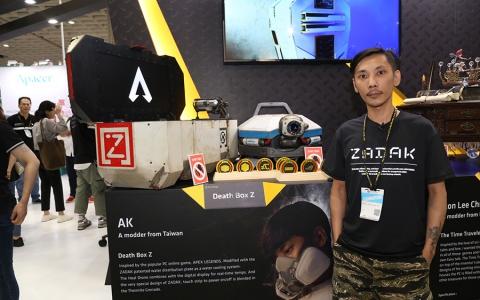 Computex 2019 | 专访MOD玩家:ZADAK的产品给改装带来更大自由度和创造性
