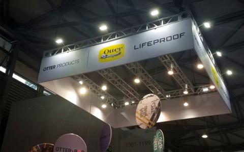 CES Asia 2019丨风靡北美的OtterBox和LifeProof手机壳 正全力进入中国市场!