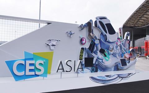 智能AI无处不在 CES Asia 2019亮点回顾