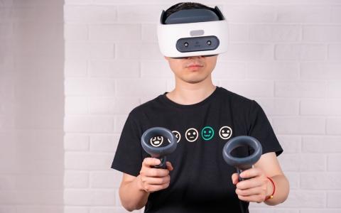成为无线虚拟世界的头号玩家 HTC Vive Focus Plus VR一体机评测