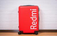 Redmi旅行箱图赏 实力走红凸显极致性价比
