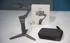 便携实用且极具性价比 大疆推出灵眸Osmo Mobile 3手机稳定器