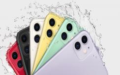 年度常规升级,三摄终到来:苹果正式发布iPhone 11系列手机,5499元起售
