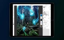 iPad版Photoshop即将发布 首个版本将缺失不少功能