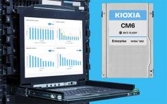 铠侠企业级SSD开售:市面首款支持PCIe 4.0 U.3 容量达30.72T
