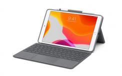 等不及苹果新妙控键盘? 第三方罗技的外接键盘同样支持触控板