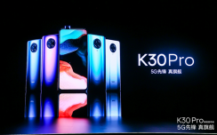 Redmi K30 Pro正式发布:影像大升级,售价仅2999元起