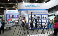 P&I 2020 | 稳定与灯光的魅力 国产脚架品牌曼比利参展P&I