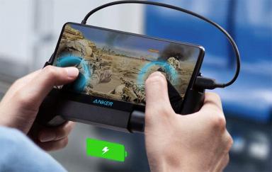 Anker推出内置风扇的移动电源 专为手游玩家而生