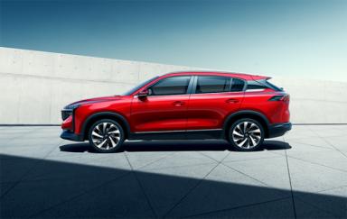 起售价11万的国产SUV观致7正式上市