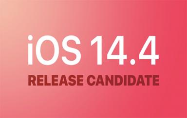 iOS14.4 RC版加入HomePod mini趣味互动 第三方音频设备也可监测音量