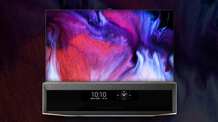 海信8K双屏电视设计有何意义?不只是显示这么简单