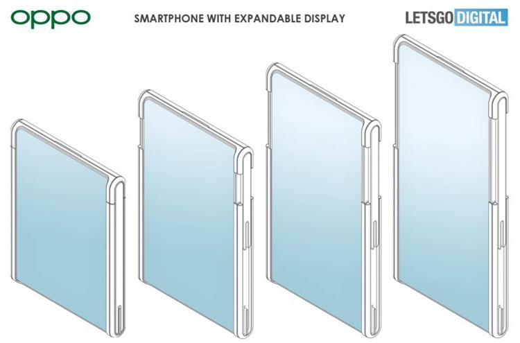 OPPO伸缩柔性折叠屏手机曝光,或将11月17日科技大会发布